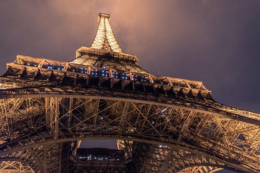 Passeio guiado por Paris - 1854130_640Pixabay CC