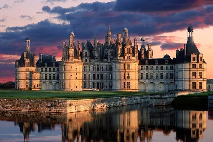 Castelos do Vale de Loire