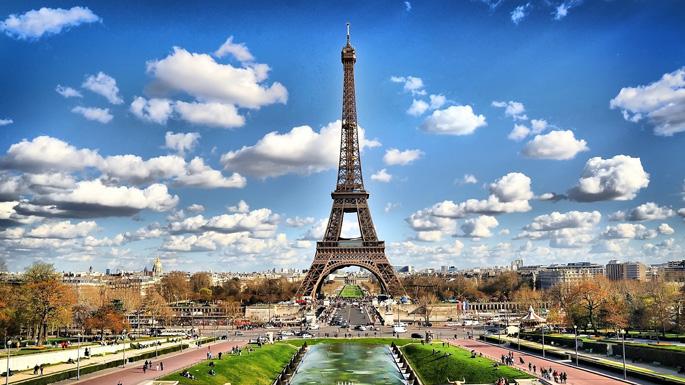 Eiffel-Tower - Paris - França