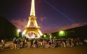 Paris Noite Bike Tour