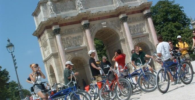 Paris Dia Bike Tour