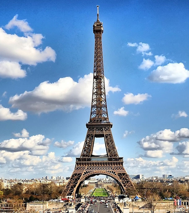 Contato Dicas de Paris