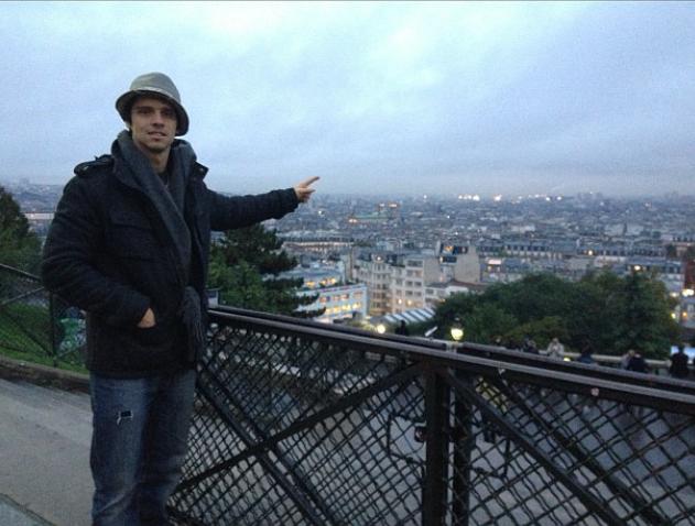 Daniel - Guia Turístico Paris