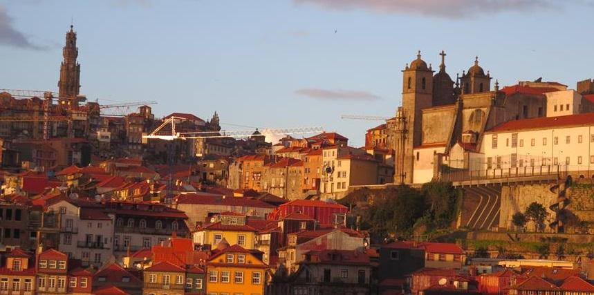 Cidade do Porto em Portugal (2)