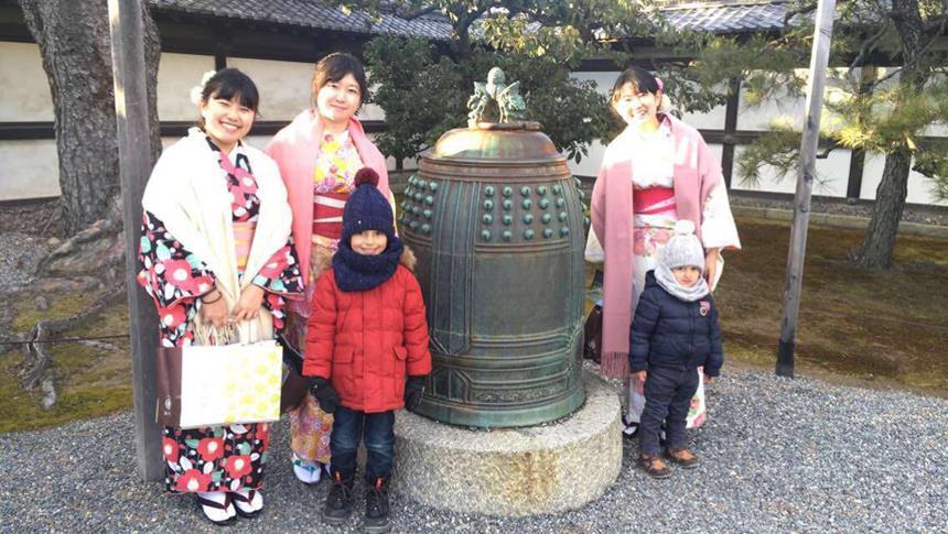 Japão com crianças pela primeira vez Ásia Trip (2)