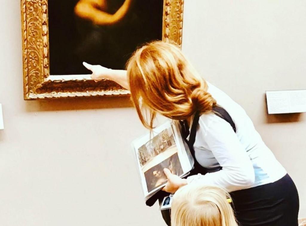 Tour em Paris para crianças