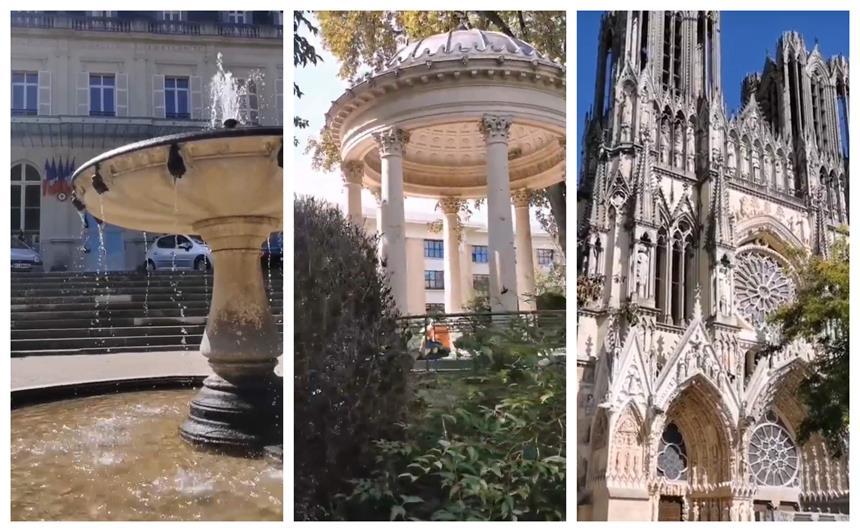 Tour por Champagne proximo a Paris